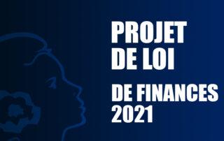 Projet Loi de Finances 2021